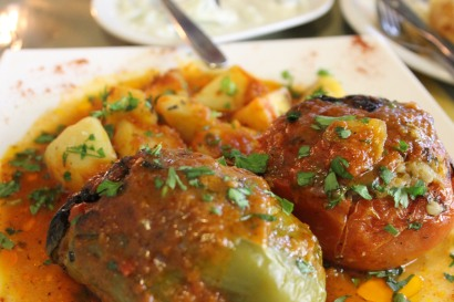 halal, vegetarian, athens, muslim couple, honeymoon, europe, greece