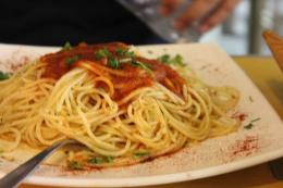 pasta in athens, halal food in athensm, athens 2016