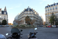 Along the Boulevards