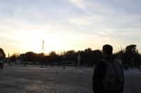 Tour Eiffel from Place de Concorde