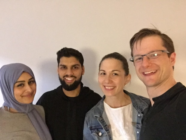Iftar host, #ExperienceRamadan2017, muslim blogger Toronto, muslim, ramadan