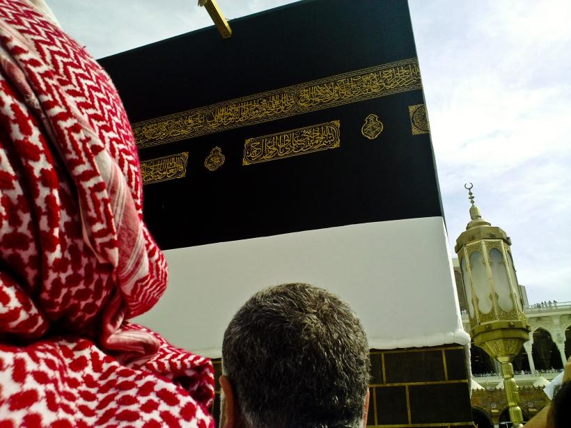 Kaaba in Makkah Mataf